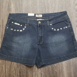 Shorts - Denim Shorts